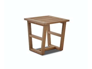 Klaussner Outdoor International Outdoor/Patio Sobe Square End Table