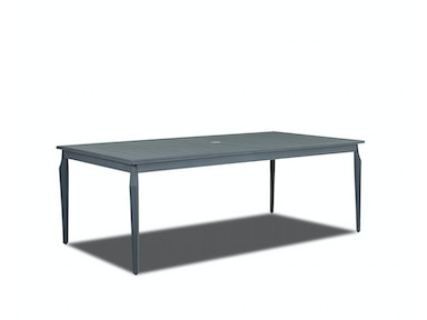 "Simple Elegance International Mirage 84"" DINING TABLE W2100 DRT84"