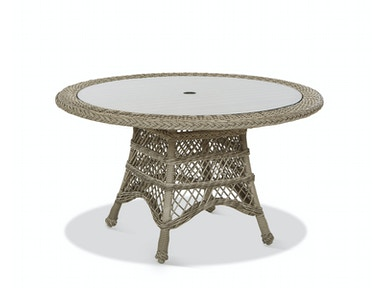 Klaussner Outdoor International Outdoor/Patio Willow Round Conversation Cocktail