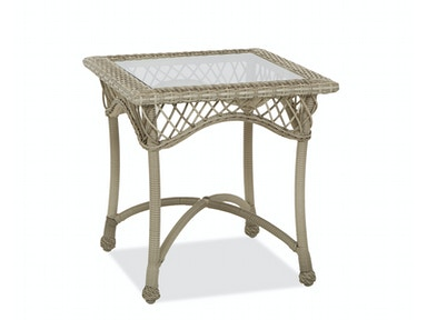 Klaussner Outdoor International Outdoor/Patio Willow Square End Table