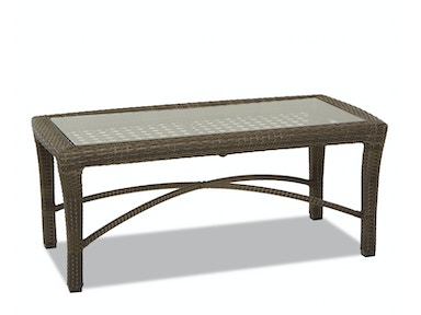 Simple Elegance International Amure Rectangular Cocktail Table W1300 RECT