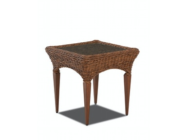Simple Elegance International Palmetto Square End Table W1400 SQET