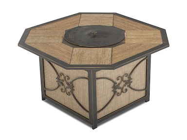 Klaussner Outdoor International Outdoor/Patio Lowell Bay Firepit