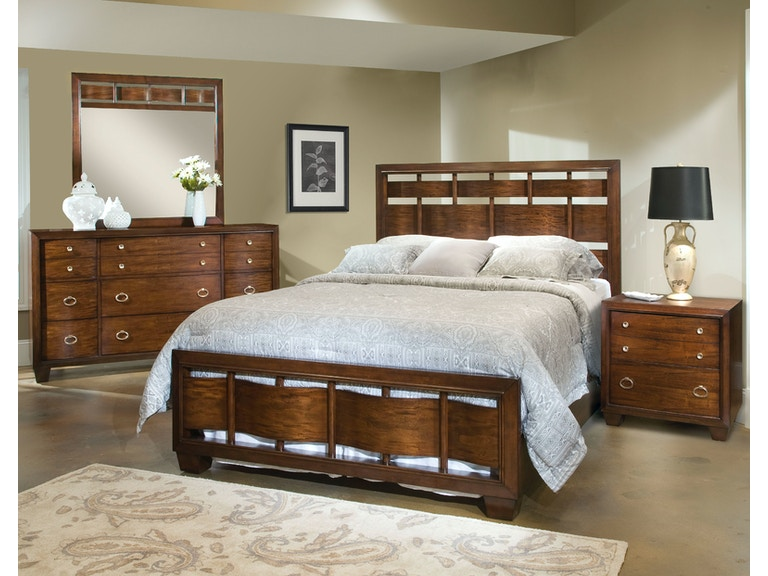 Folio 40 Bedroom Queen Headboard 4040 BF Myers Furniture Delectable Avignon Bedroom Furniture Decor