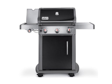Weber 13 Cu. Ft. Freestanding Gas Grill Spirit E-320 46710001