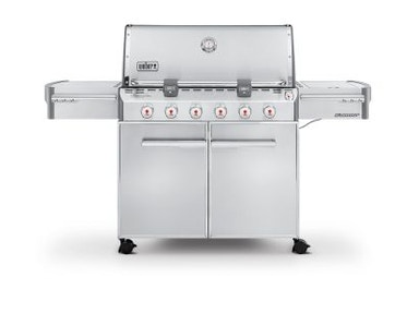 Weber High Powered Gas Grill S-620