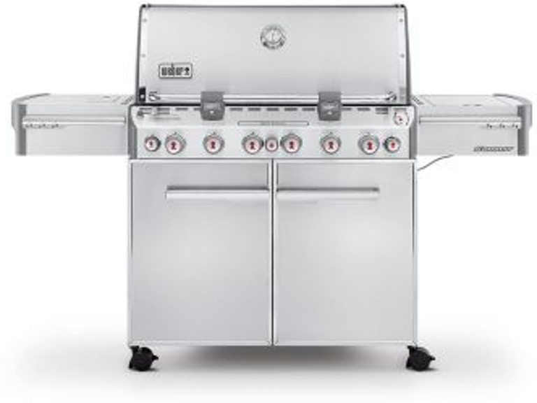 Weber Outdoor/Patio Grill S-670 at Turner Home - Weber Outdoor/Patio Grill S-670 - Turner Home - Jacksonville, FL