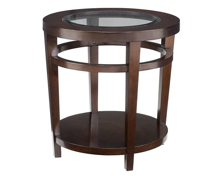 urbana round end table