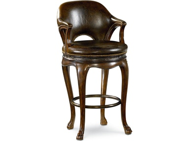 Thomasville - Earnest Hemingway - Kenyan Bar Stool