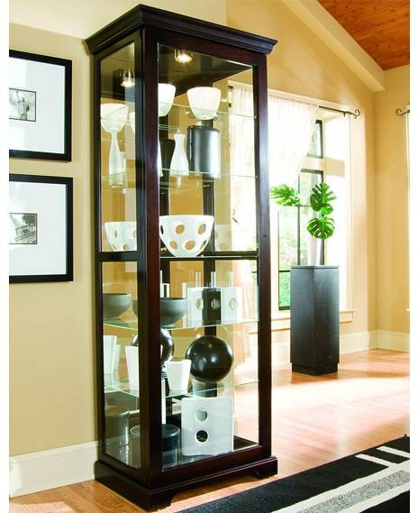 Dining Room China Cabinets - Star Furniture TX - Houston, Texas