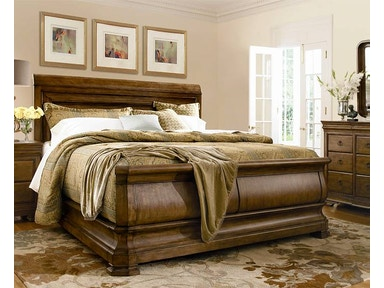 New Lou Sleigh Bed