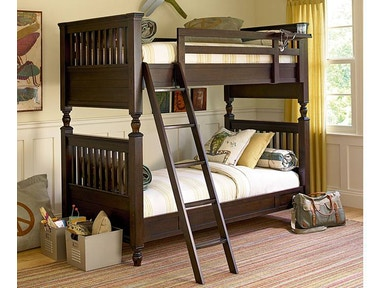 Paula Deen Guys Bunk Twin Bed
