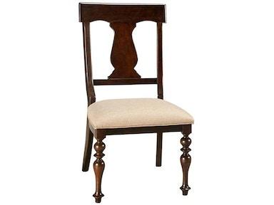 paula deen paulas side chair