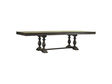 Accentrics Home Rectangular Dining Table