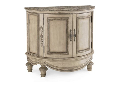 Empire II Demilune Nightstand