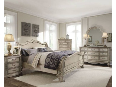 Empire II Sleigh Bed
