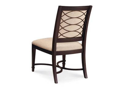 Intrigue Upholstered Back Side Chair