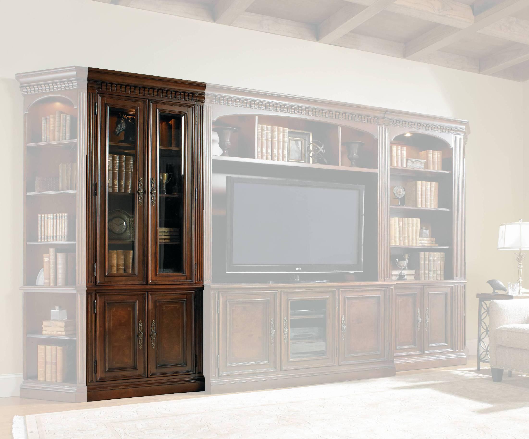 Perfect European Renaissance II 32 Door Bookcase