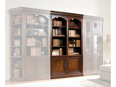 European Renaissance II 48 Wall Bookcase