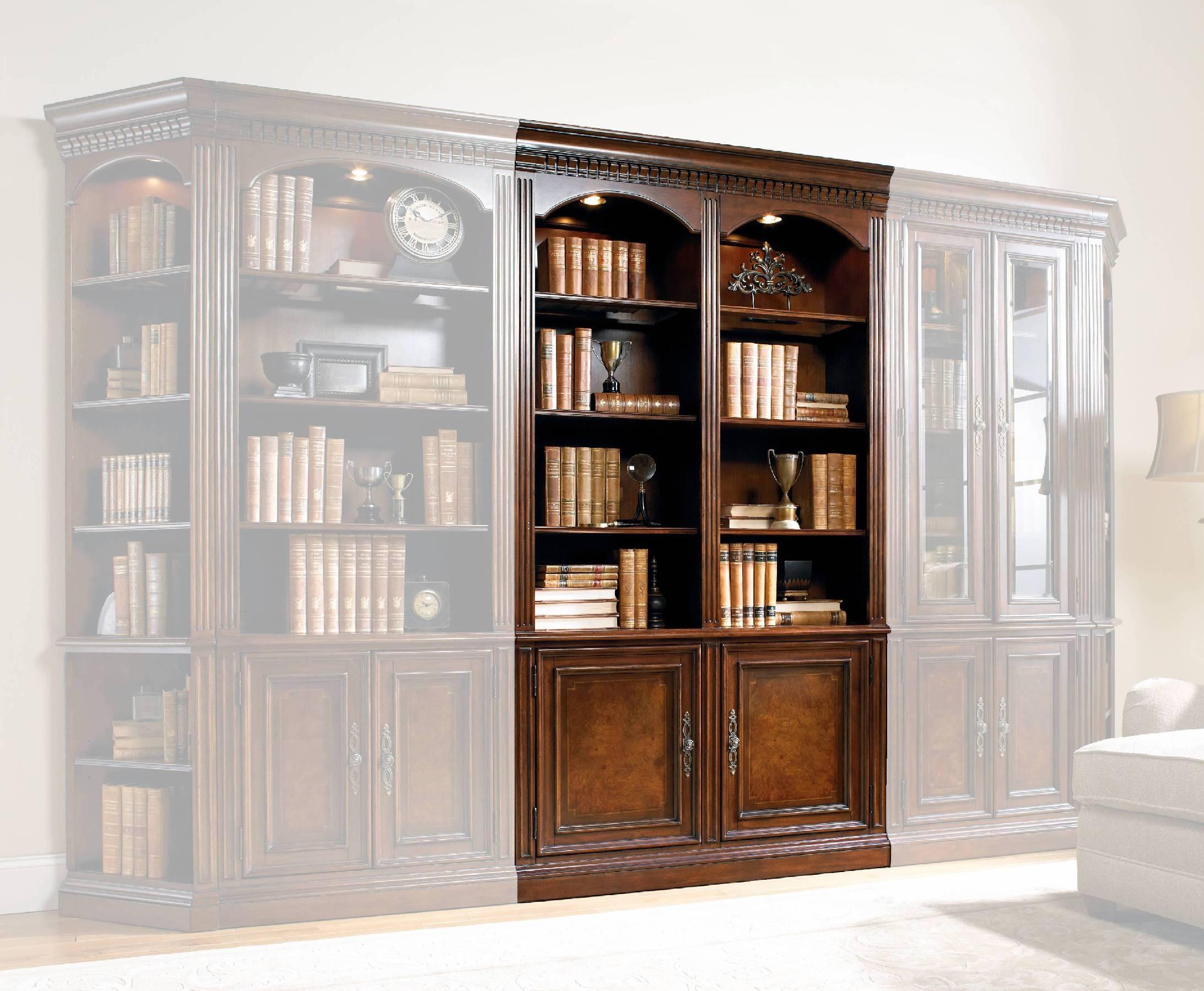 European Renaissance II 48 Wall Bookcase