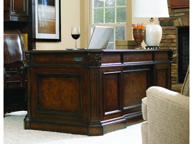 European Renaissance II 73 Executive Desk