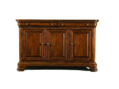 Evolution Marble Top Credenza