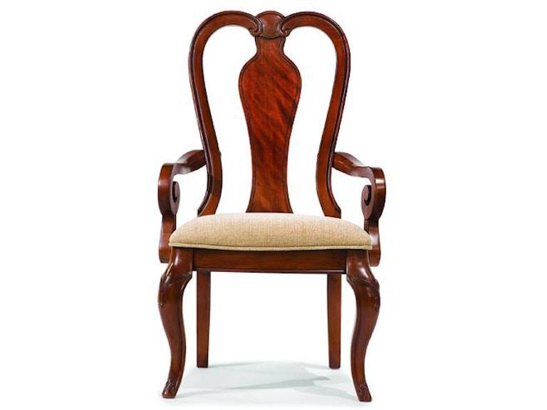 Evolution Queen Anne Arm Chair St 377104