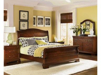 Bedroom Evolution Sleigh King Bed