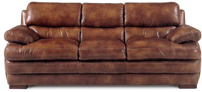 Leather Sofa Furniture living room dylan leather sofa