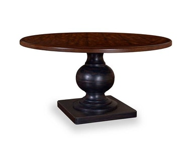 Whiskey Oak 60 Round Dining Table