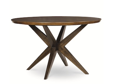 Kateri Round Pedestal Dining Table