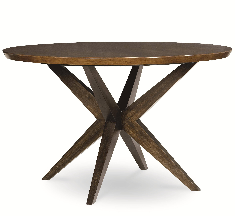 Kateri Round Pedestal Dining Table ST:403950