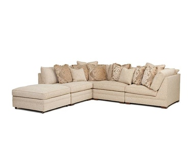 Godfrey Champagne Sectional