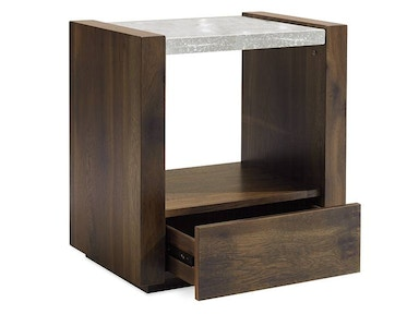 Modern Artisan 1-Drawer Nightstand