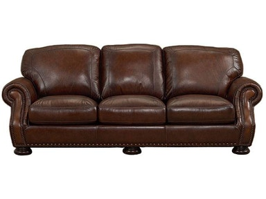 Pico Prairie Leather Sofa