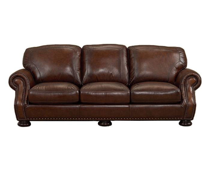 Picasso Prairie Leather Sofa