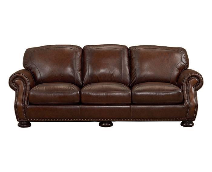 Picasso Prairie Leather Sofa ST:369142