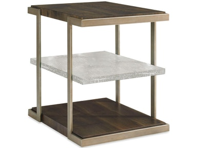 Modern Artisan End Table