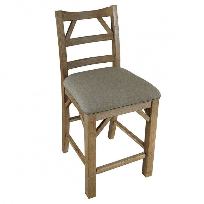 West Valley Ladder Back Stool