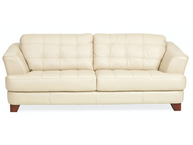 Delray Leather Sofa