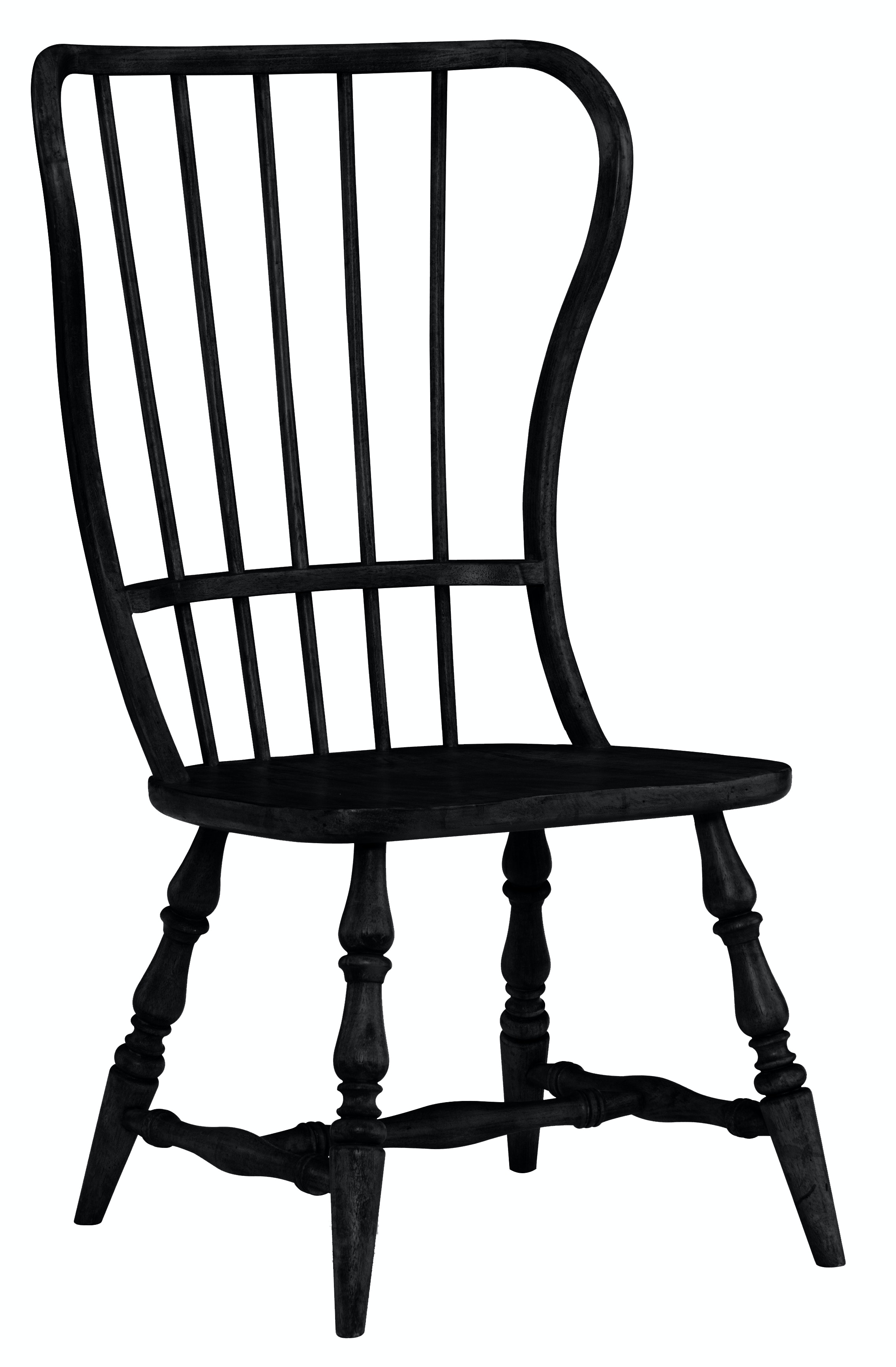 Sanctuary Spindle Back Side Chair ST:319712