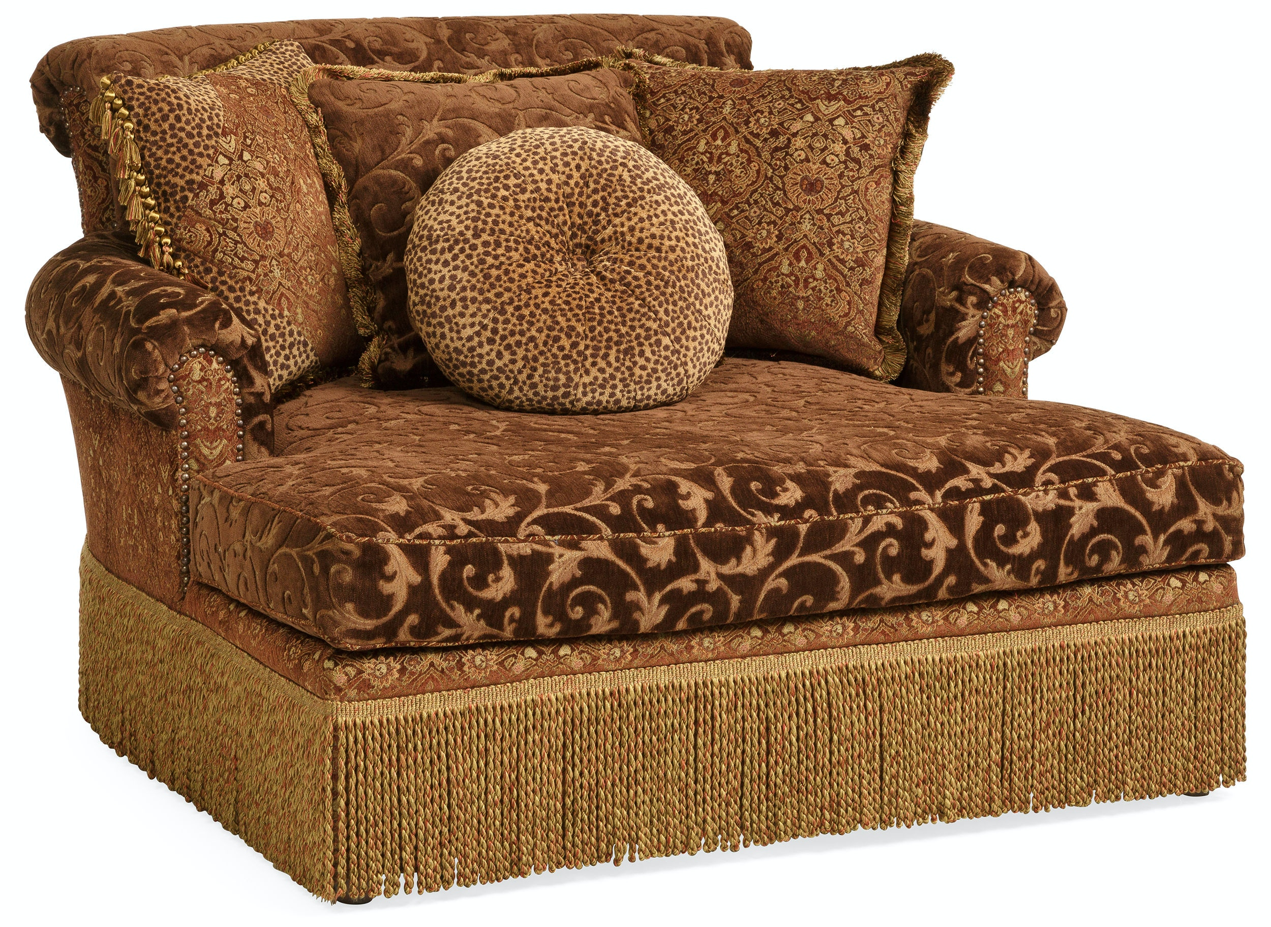 Bertha Chaise and a Half  sc 1 st  Star Furniture : chaises furniture - Sectionals, Sofas & Couches