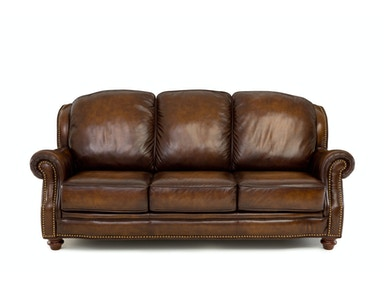 Classic Westbury Leather Sofa