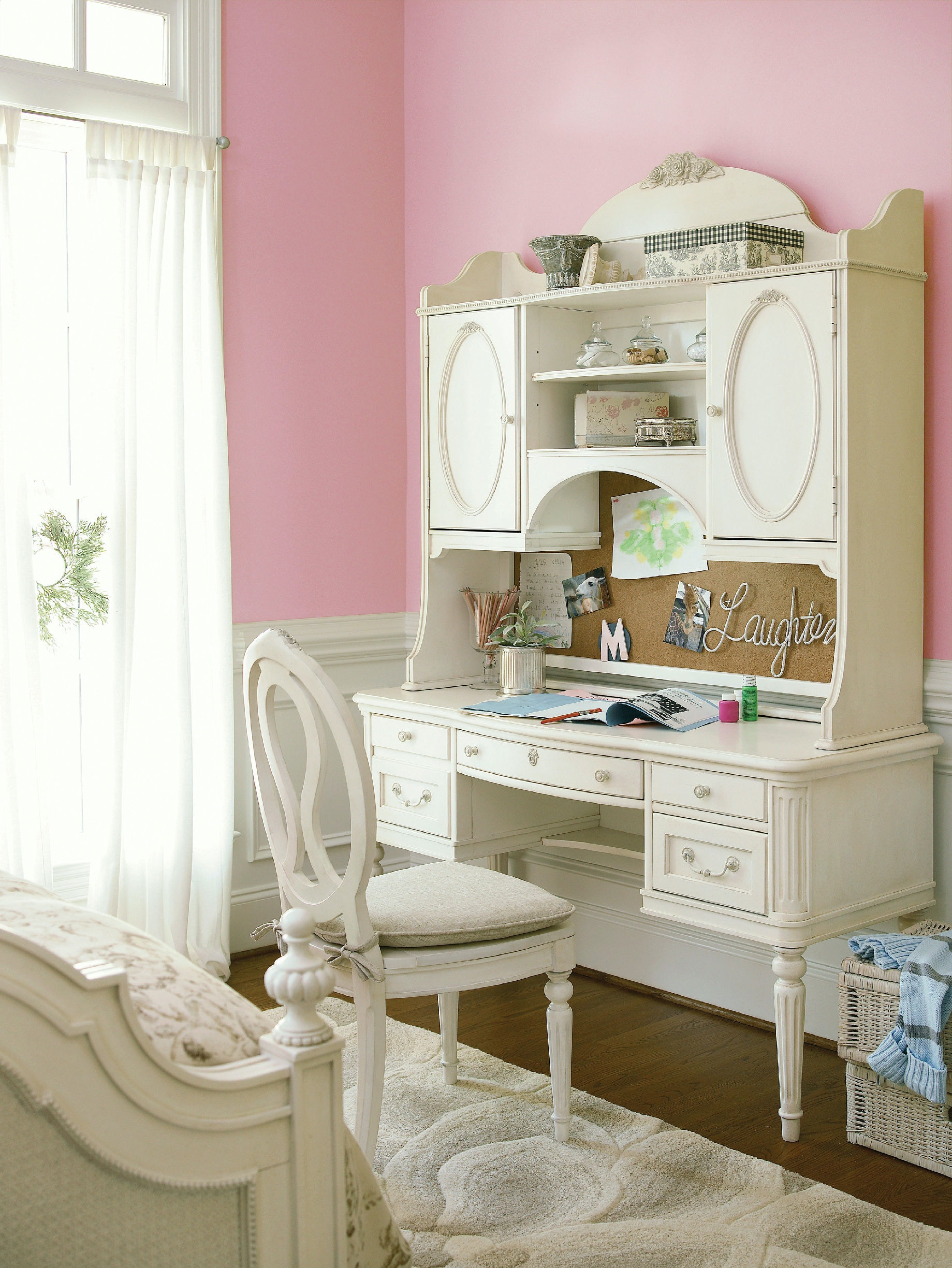 Home Office Gabriella Vanity Desk