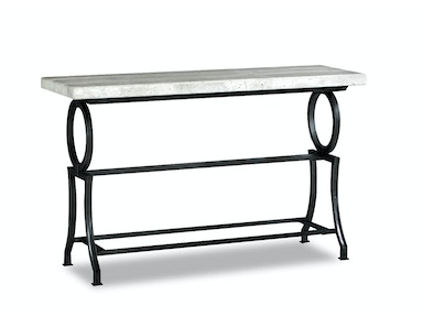 Roca Blanca Sofa Table