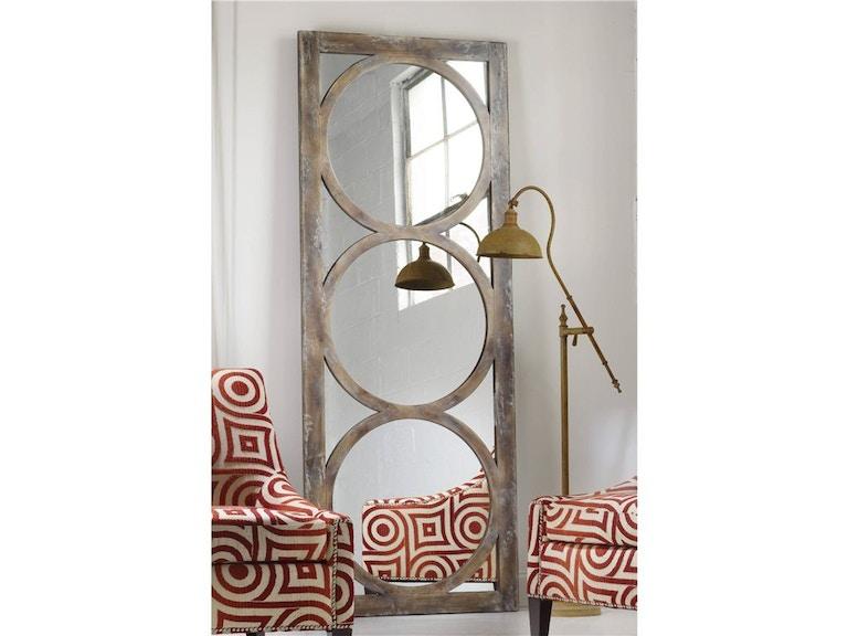 Living Room Melange Encircle Floor Mirror