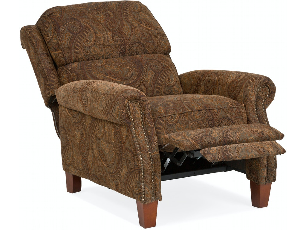 Club chair recliner - William Manual Club Chair Recliner Paisley St 374237