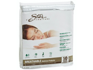 Star Furniture - Breathable Mattress Protector