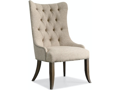 Rhapsody Tufted-Back Upholstered Chair