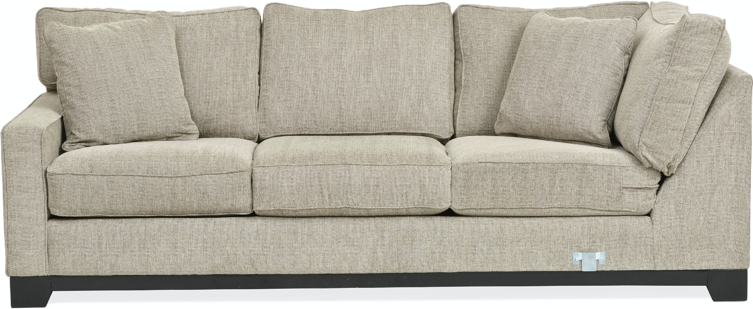 Living Room Gemini 2 Piece Sectional
